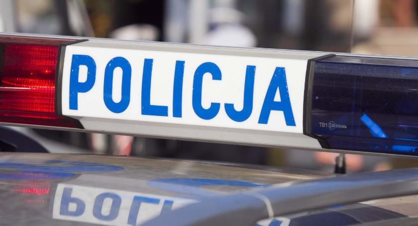 Kronika policyjna, Policjanci Tarczyna uratowali życie - zdjęcie, fotografia