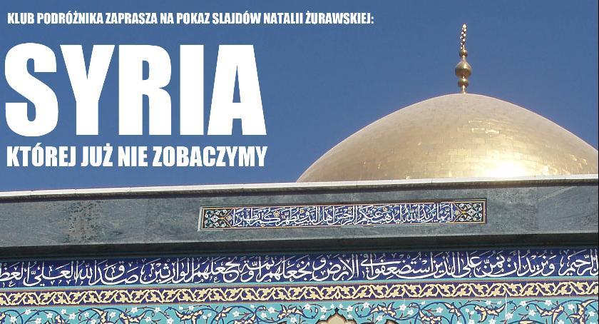 Podróże, Podróżnika Syria - zdjęcie, fotografia