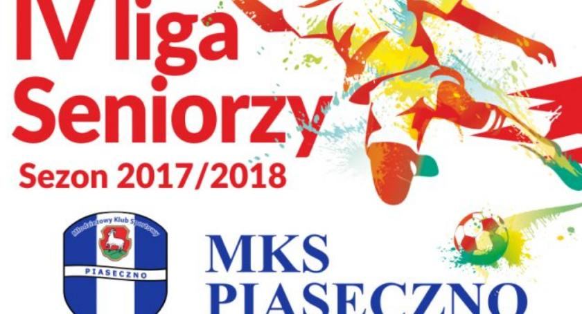Piłka nożna , Piaseczno Mszczonowianka Mszczonów - zdjęcie, fotografia