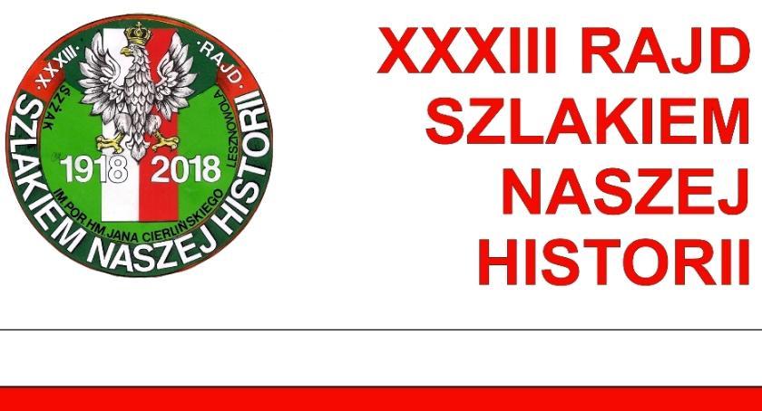 Historia, XXXIII Szlakiem Naszej Historii 2018) - zdjęcie, fotografia