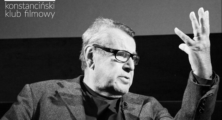 Kultura, Konstanciński Filmowy Miloš Forman - zdjęcie, fotografia