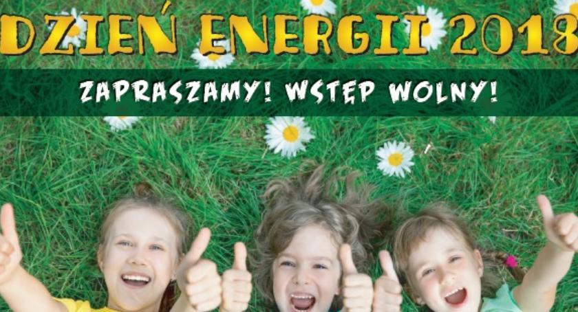 Sprawy lokalne, Dzień Energii - zdjęcie, fotografia