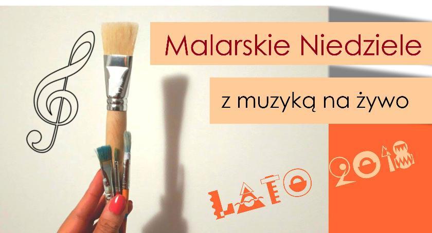 Kultura, Druga Malarska Niedziela Mysiadło 2018) - zdjęcie, fotografia