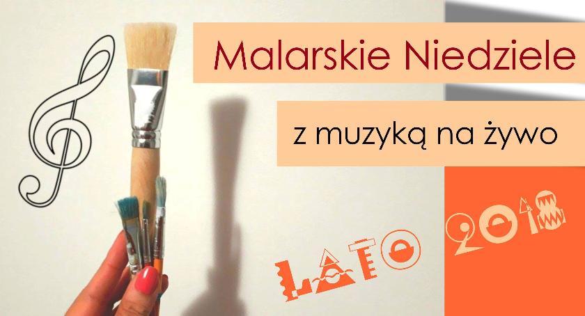 Kultura, Trzecia Malarska Niedziela Mysiadło 2018) - zdjęcie, fotografia