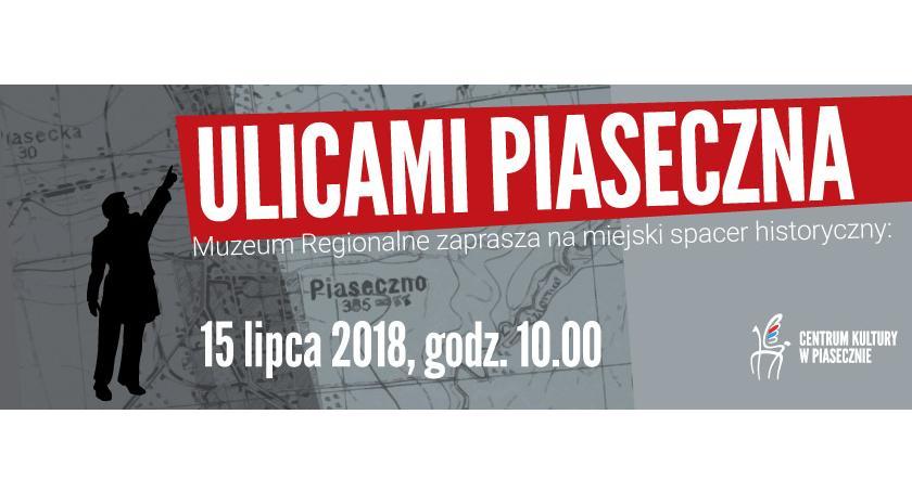 Kultura, Spacer Kościuszki - zdjęcie, fotografia