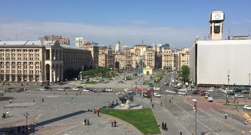 Podróże, Krótki wypad Kijowa Ukraińskimi Liniami Lotniczymi - zdjęcie, fotografia