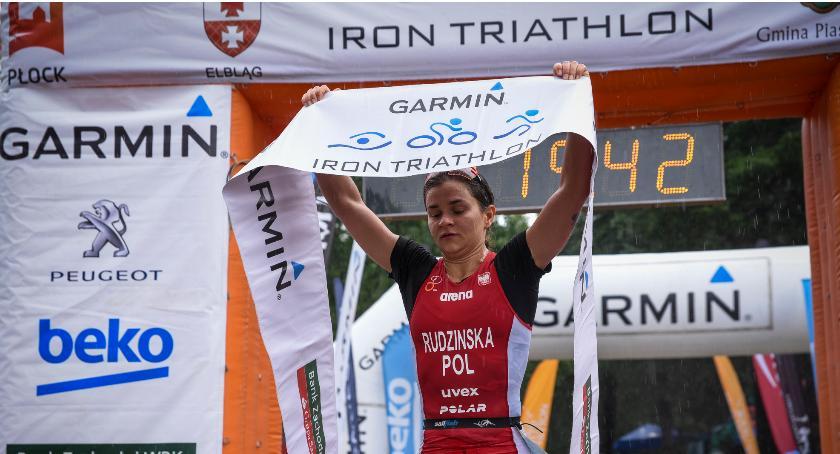 Biegi, Garmin Triathlon Piasecznie - zdjęcie, fotografia