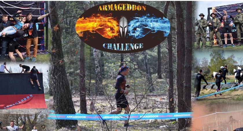Biegi, edycja Armageddon Challenge - zdjęcie, fotografia