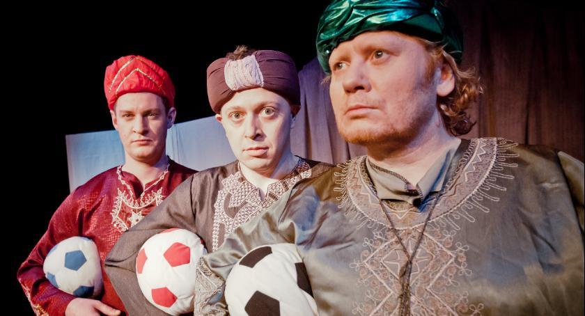 Teatr, Spektakl Biblia skróconej plenerowej wersji - zdjęcie, fotografia