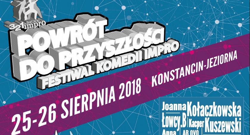 Teatr, Rusza Festiwal Impro! - zdjęcie, fotografia