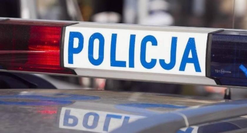 Kronika policyjna, sklepu komendy - zdjęcie, fotografia