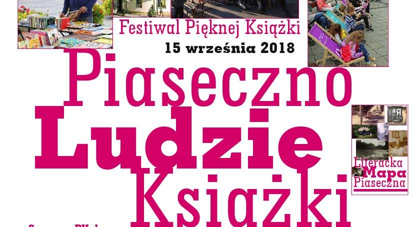 Kultura, Festiwal Pięknej Książki - zdjęcie, fotografia