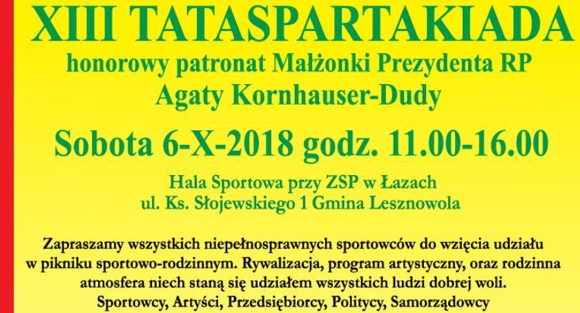 Lekkoatletyka, edycja Tataspartakiady Dobrej - zdjęcie, fotografia