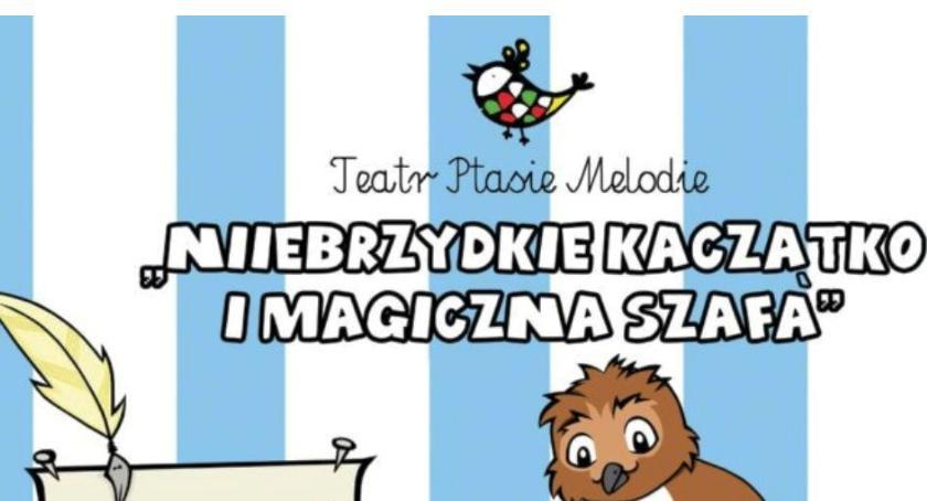 Kultura, Niebrzydkie kaczątko magiczna szafa Bajkowa Niedziela Iwiczna 2018) - zdjęcie, fotografia
