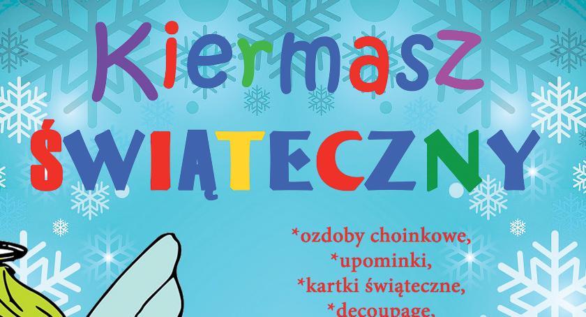 Kiermasz, Kiermasz Świąteczny - zdjęcie, fotografia