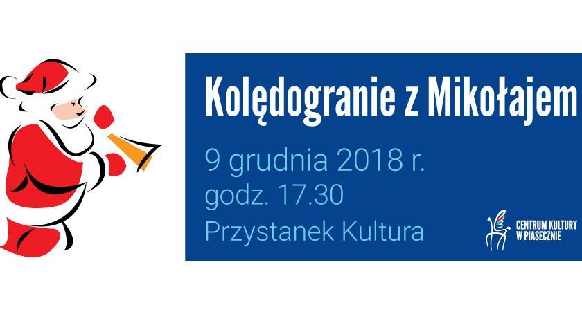 Kultura, Kolędogranie Mikołajem - zdjęcie, fotografia