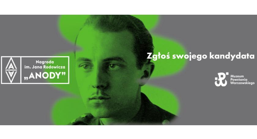 W Urzędzie, edycja Nagrody Rodowicza Anody - zdjęcie, fotografia