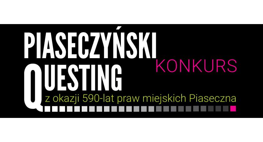 Kultura, Konkurs Piaseczyński Questing - zdjęcie, fotografia