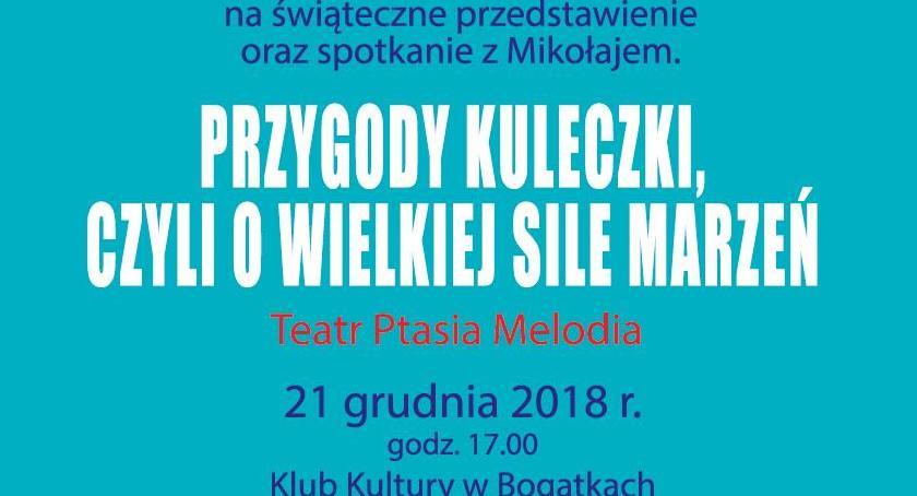 Kultura, Przygody Kuleczki czyli wielkiej marzeń - zdjęcie, fotografia