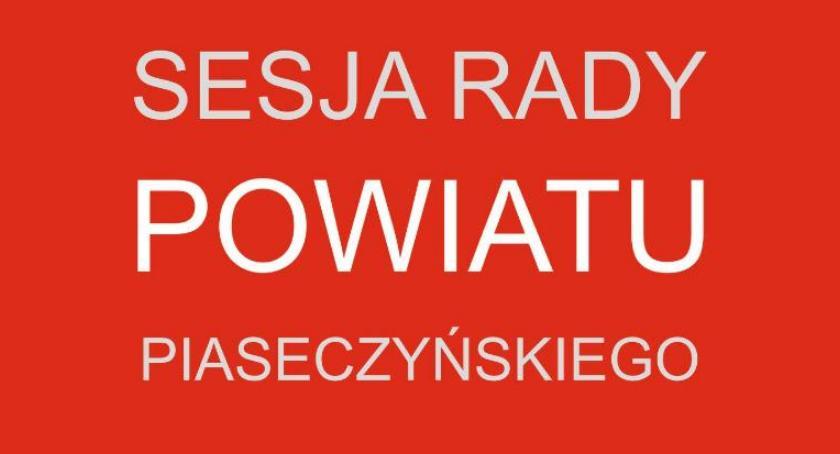 W Urzędzie, sesja Powiatu Piaseczyńskiego - zdjęcie, fotografia