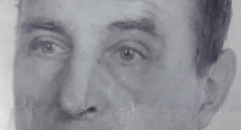Kronika policyjna, Policja poszukuje zaginionego Krzysztofa Ogrodzińskiego - zdjęcie, fotografia