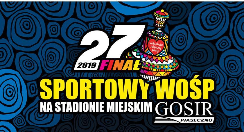 Lekkoatletyka, Sportowy finał WOŚP Piasecznie - zdjęcie, fotografia