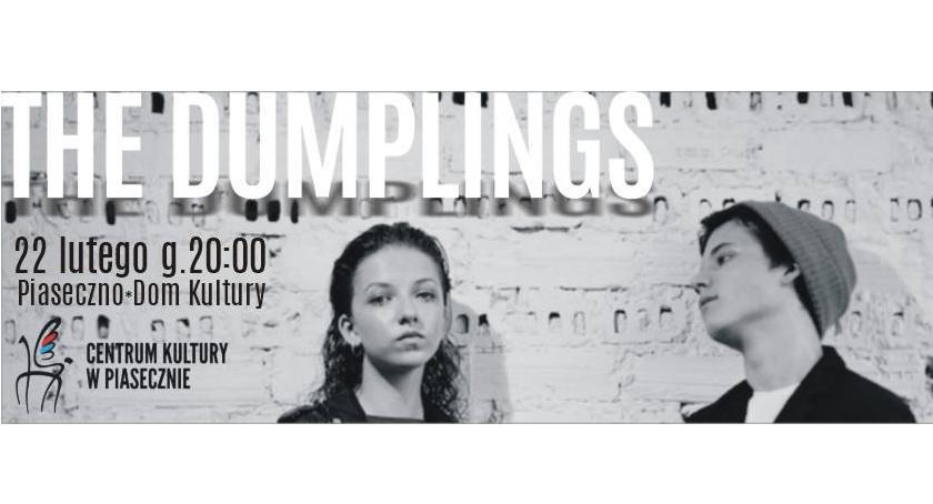Kultura, Dumplings wystąpi Piasecznie - zdjęcie, fotografia