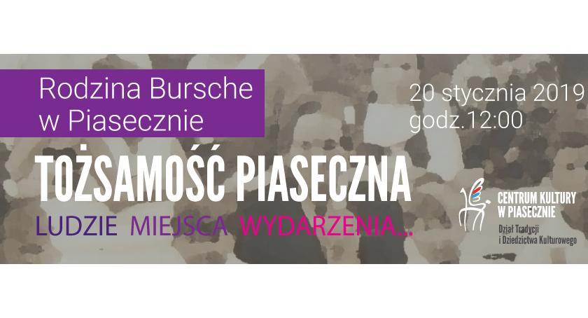 Kultura, Spotkanie Rodzina Bursche Piasecznie - zdjęcie, fotografia