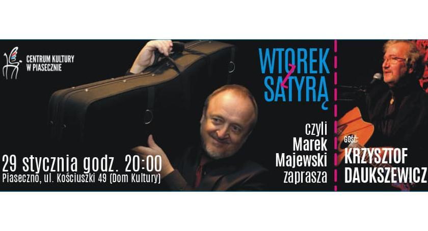 Kultura, Krzysztof Daukszewicz Piasecznie - zdjęcie, fotografia