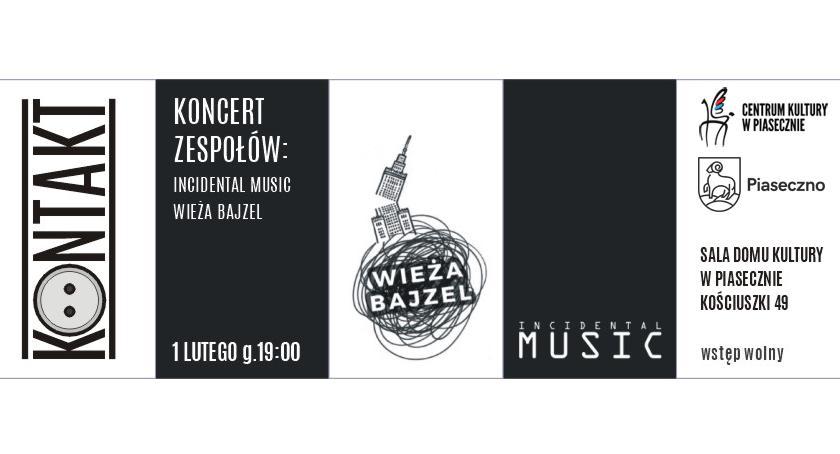 Kultura, Incidental Music Wieża Bajzel Piasecznie - zdjęcie, fotografia