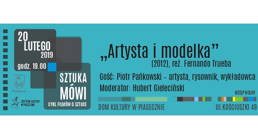Kultura, Artysta modelka - zdjęcie, fotografia