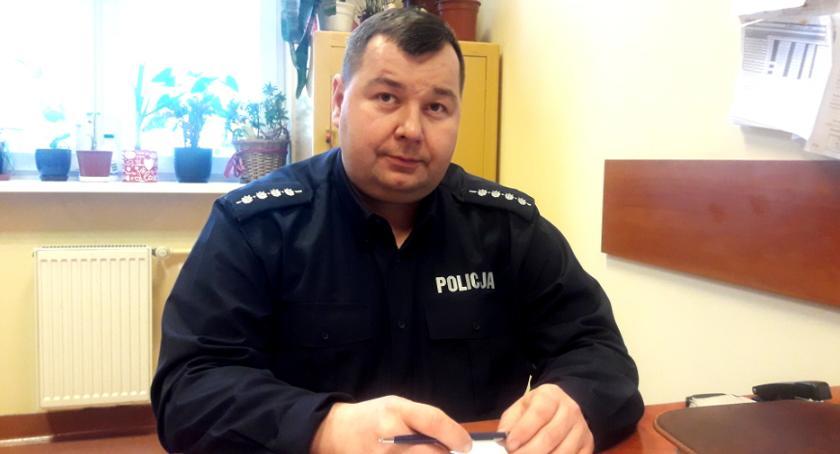 Kronika policyjna, Wyróżnienie dzielnicowego - zdjęcie, fotografia