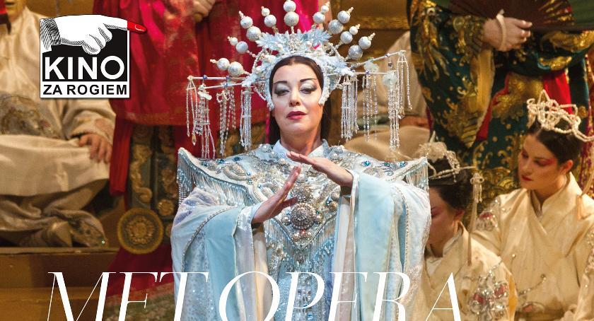 Muzyka, Opera TURANDOT Kinie Rogiem - zdjęcie, fotografia