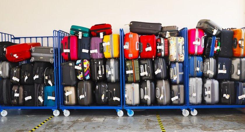 Urzędy i Instytucje , bagaż Czyli zrobić miejscu ląduje pasażer - zdjęcie, fotografia