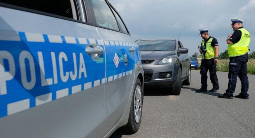 Kronika policyjna, MAJOWY WEEKEND - zdjęcie, fotografia
