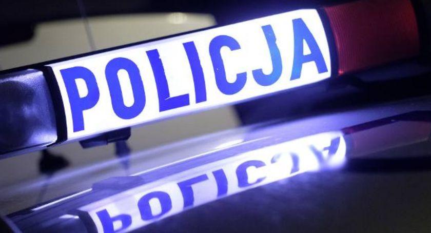Kronika policyjna, latek zatrzymany przywłaszczenie portfela - zdjęcie, fotografia