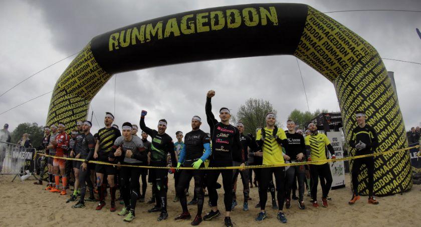 Biegi, Runmageddon Warszawa jeszcze więcej sportowych wyzwań! - zdjęcie, fotografia