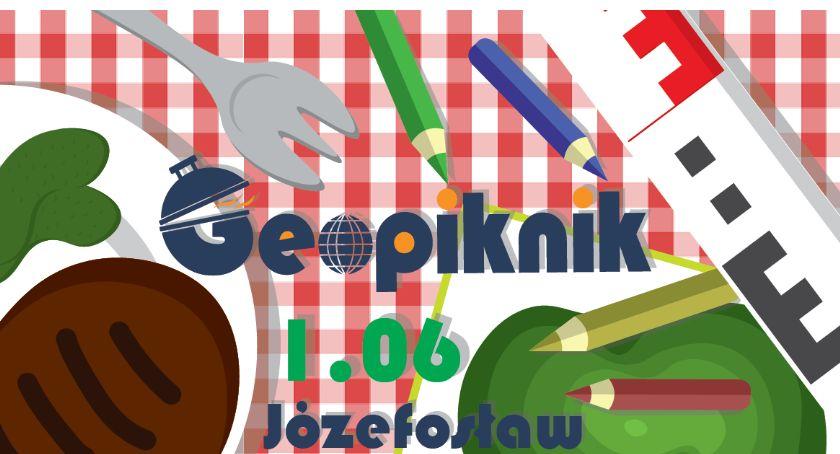 Sprawy lokalne, GeoPiknik Józefosławiu - zdjęcie, fotografia