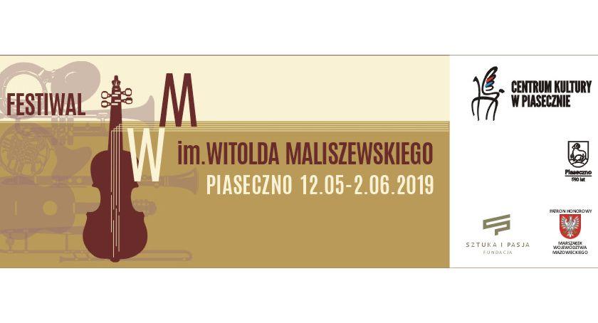 Kultura, Festiwal Witolda Maliszewskiego Józefosławiu - zdjęcie, fotografia