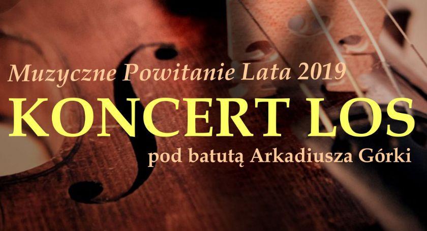 Kultura, Muzyczne Powitanie Łazach - zdjęcie, fotografia