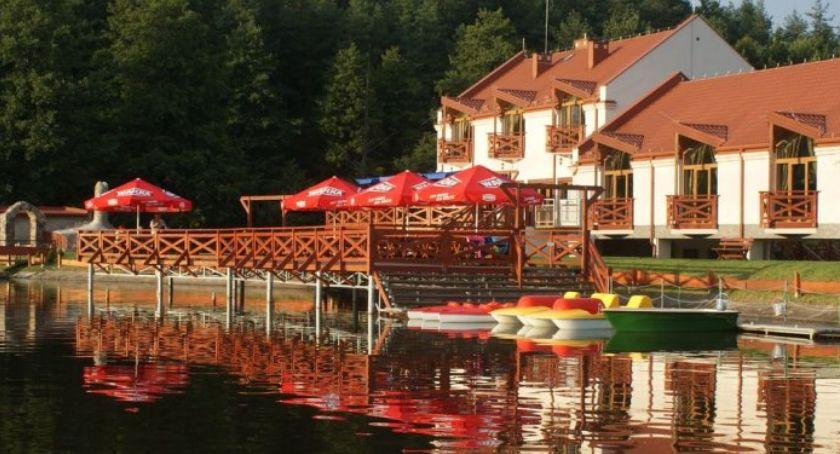 Kolarstwo, Kraina Jeziorki Młyn Osieczek - zdjęcie, fotografia
