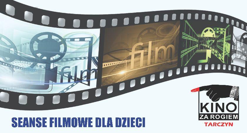 Film, Wakacje Kinie Rogiem filmy dzieci - zdjęcie, fotografia