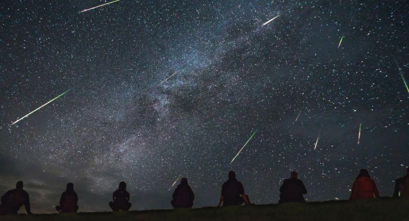 Kultura, spadających gwiazd Górkach Szymona - zdjęcie, fotografia