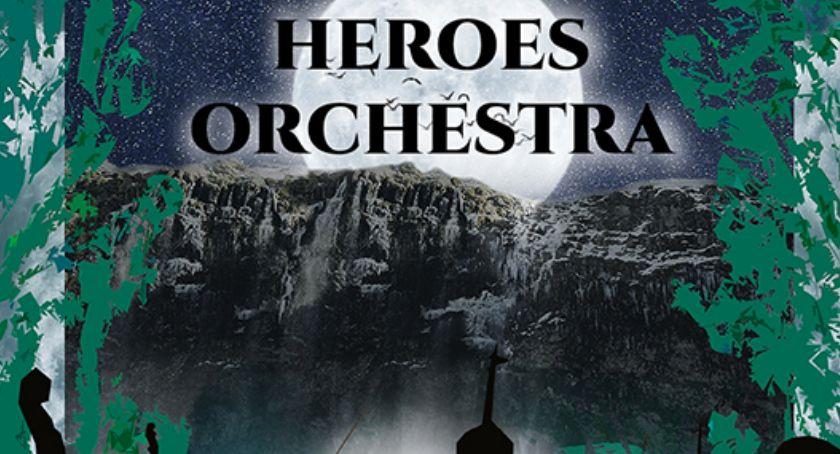 Kultura, Heroes Orchestra zakończenie - zdjęcie, fotografia