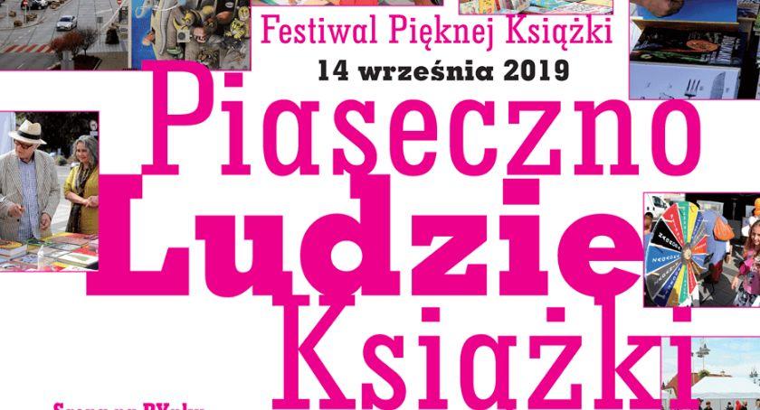 Kultura, Festiwal Pięknej Książki Piasecznie - zdjęcie, fotografia