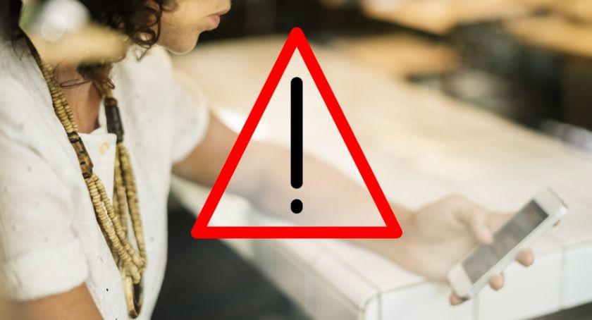 Sprawy lokalne, Uwaga fałszywe Kolejna metoda działania oszustów - zdjęcie, fotografia