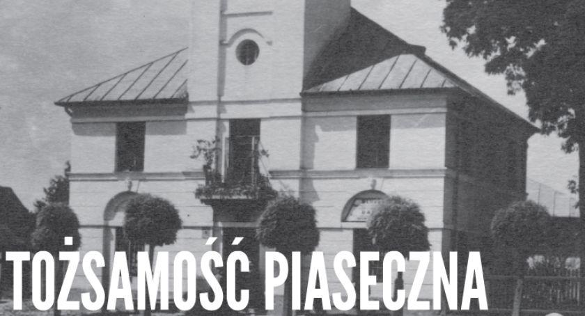 Kultura, Piaseczno centrum małego miasta Tożsamość Piaseczna - zdjęcie, fotografia