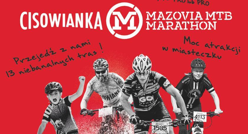 Kolarstwo, Cisowianka Mazovia Marathon Piasecznie - zdjęcie, fotografia