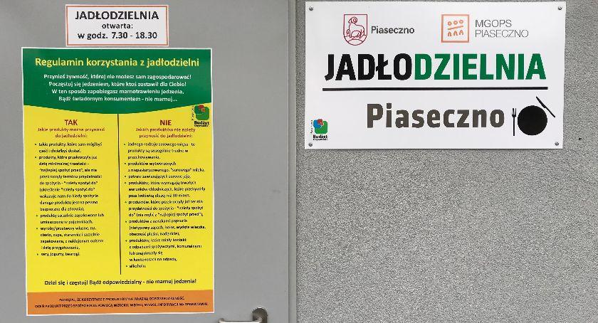 Gastronomia, Jadłodzielnia Piasecznie czeka darczyńców - zdjęcie, fotografia