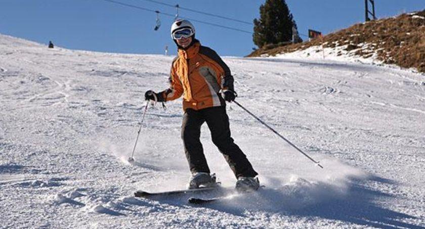 Biegi, Zaproszenie sesje narciarskie - zdjęcie, fotografia
